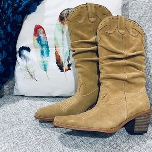 New Steve Madden cowgirl boots 6.5
